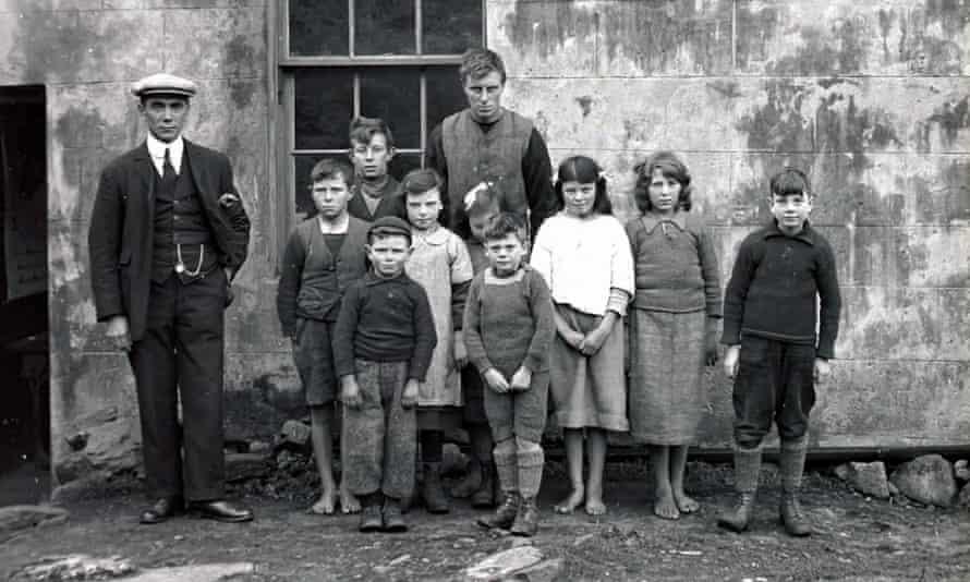 St Kilda schoolchildren