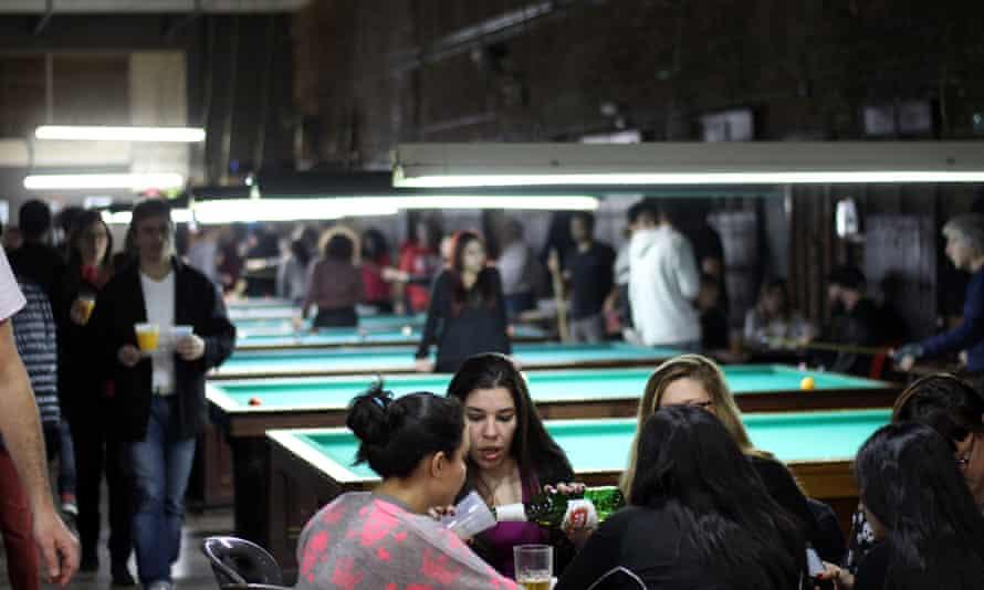 Cafe San Bernardo, Buenos Aires