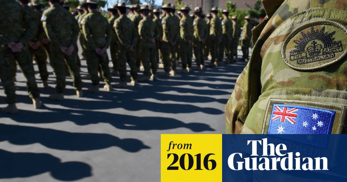 Housing fraud widespread within Australian defence force