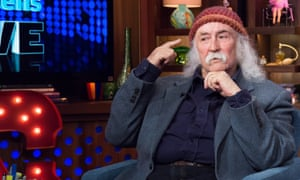 David Crosby on Watch What Happens Live.