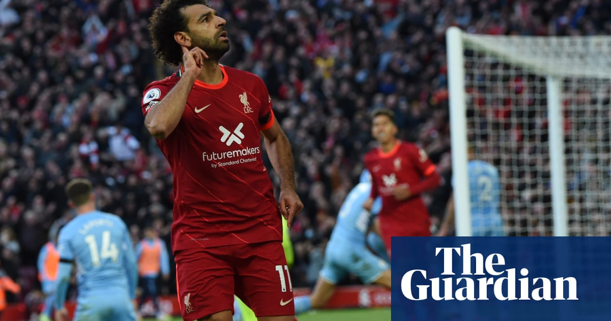Magnificent Mo Salah and Manchester United stumble again – Football Weekly