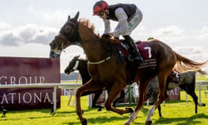 Search For A Song wins the Irish St Leger.