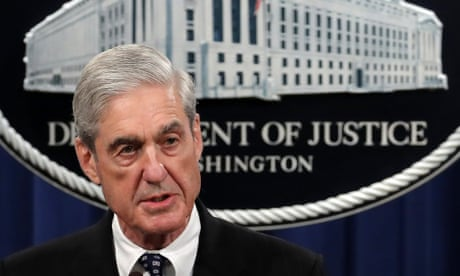 Robert Mueller made clear: he couldn't have indicted Trump even if he wanted to