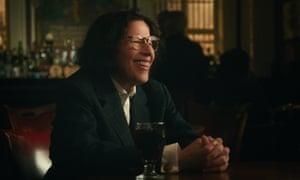 Fran Lebowitz as Fran Lebowitz in Pretend It's A City.