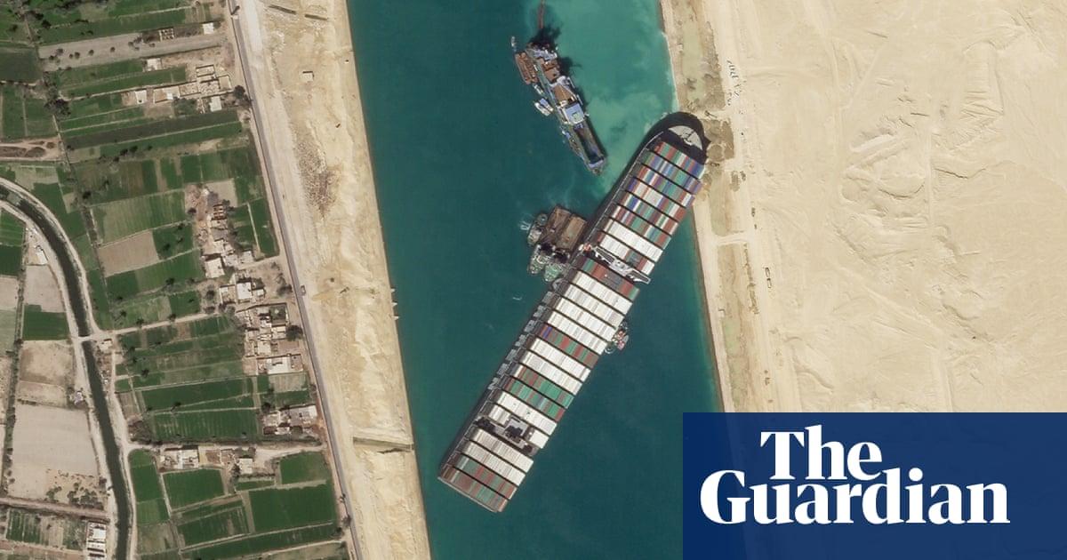 Unblocking the Suez canal – podcast