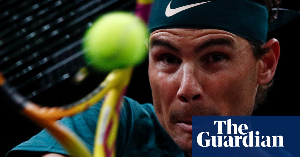 Nadal backs up 1,000th win by beating Thompson to reach Paris quarter-finals