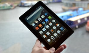 Amazon Fire tablet review: a lot of tablet for just £50 | Technology