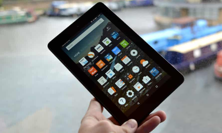 Amazon Fire Tablet Review A Lot Of Tablet For Just 50 Amazon The Guardian