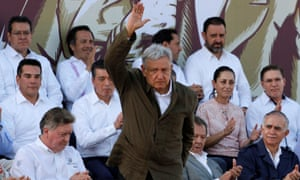 Mexico's President López Obrador tells a rally in Tijuana to 'celebrate' the US and Mexico reaching a deal over Washington's threatened tariffs.