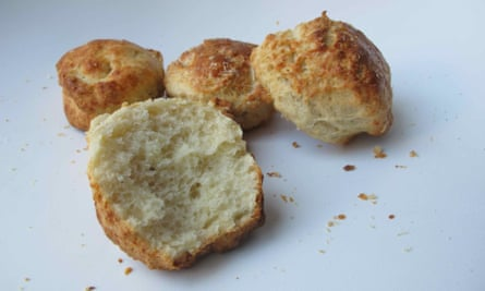 Cheese scones by Rox.