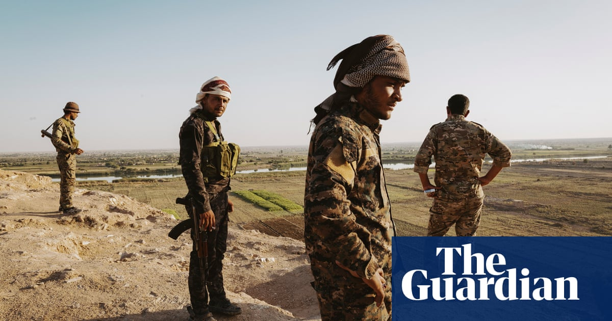 'A lull not a loss': Islamic State is rebuilding in Syria, say Kurdish forces