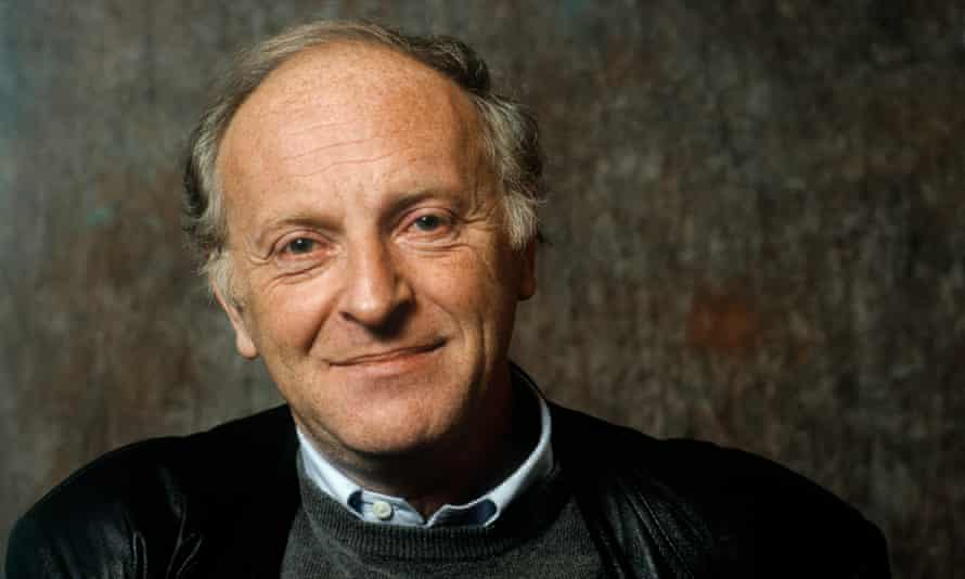 Joseph Brodsky looking straight at the camera