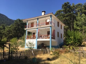There are plans to turn the Büyüknohutçu's home into an eco-residency