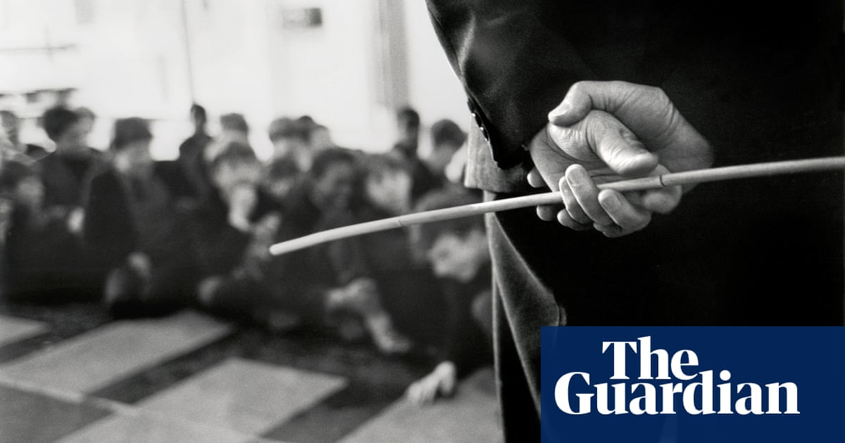 Why I'm glad corporal punishment is now only found in books