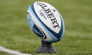 Premiership rugby ball