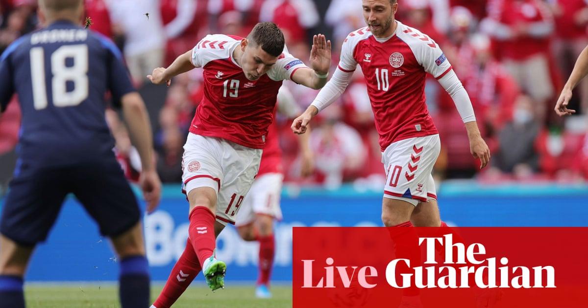 Denmark v Finland: Euro 2020 – live!