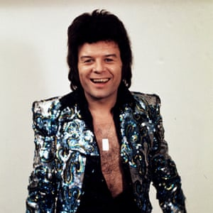 Songs by Gary Glitter remain on Spotify but he does not have a dedicated artist page.