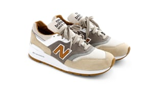Limited edition J.Crew x New Balance trainers, £160In stores from Saturday 25 MarchWith complimentary coffeehello.jcrew.com