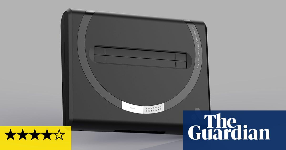 The Sega Mega Drive for connoisseurs: Analogue Mega Sg