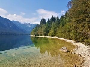 Eslovênia, Lago Bohinj