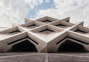 King Abdullah Financial District Grand Mosque, Riyadh, Saudi Arabia, 2017, Omrania