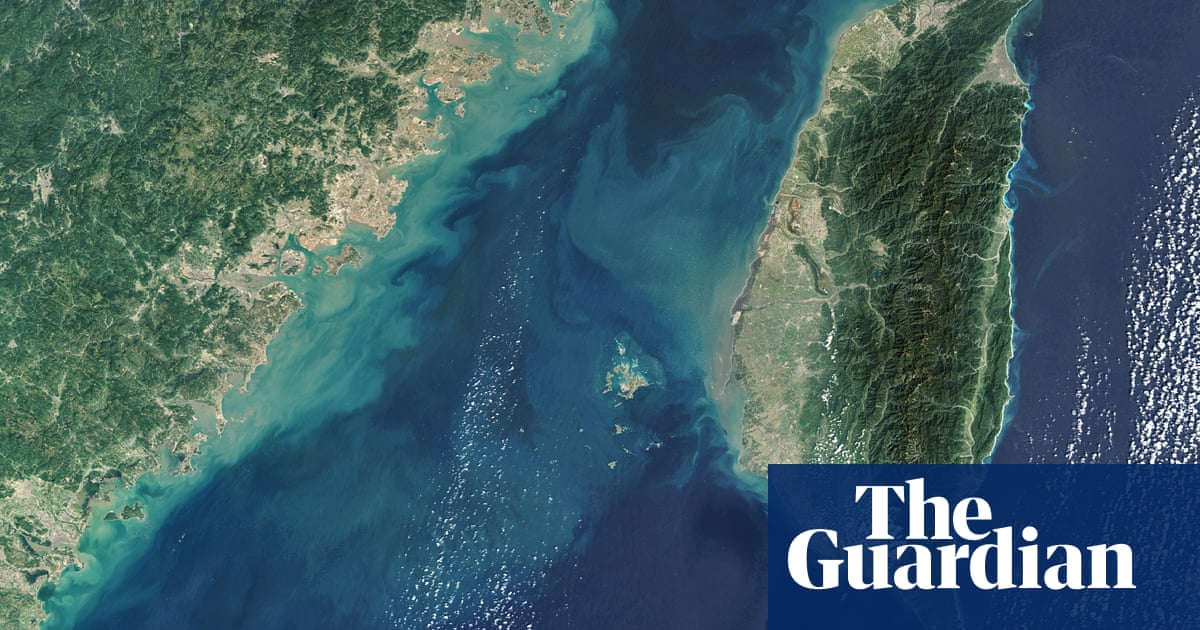 Chinese military condemns US and Canada over warships in Taiwan Strait