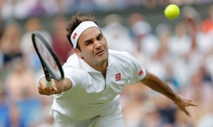 Roger Federer recovered from dropping the first set to beat Kei Nishikori comfortably in their quarter-final.