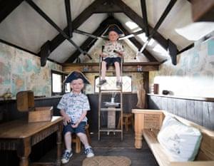 Tudor Playhouse – owned by Craig Clavin