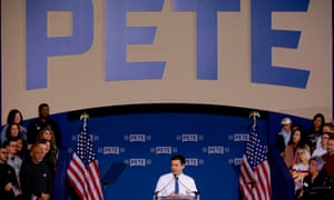 Buttigieg announces his candidacy in South Bend on Sunday.
