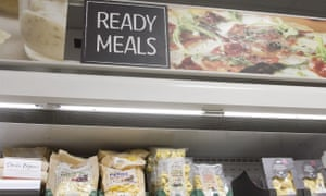 Supermarkets have undermined our food handling skill by telling us we're too 'time poor' to cook from scratch.