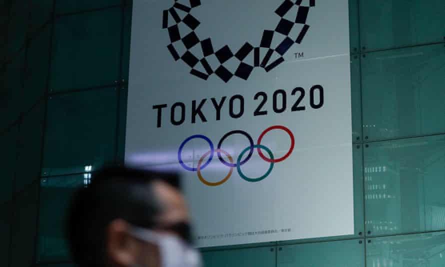 Warning over Olympics comes amid coronavirus pandemic fears.