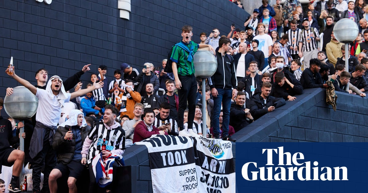 Newcastle's Saudi takeover will cause faux morality of football to collapse