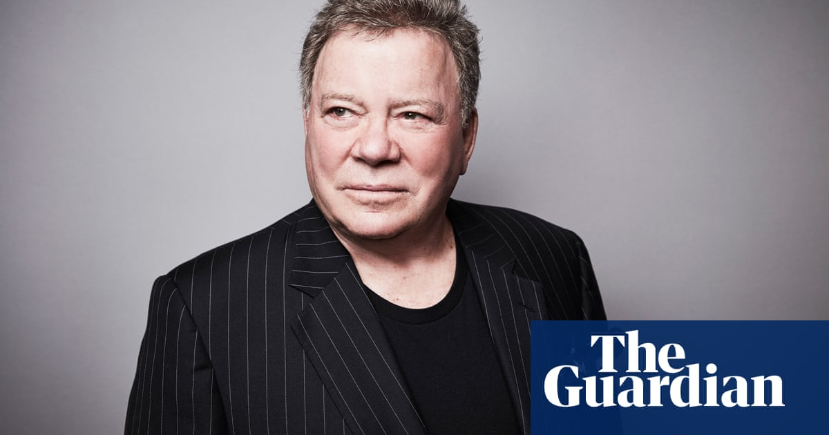 'If I hate a song I'll just change the station': William Shatner's honest playlist