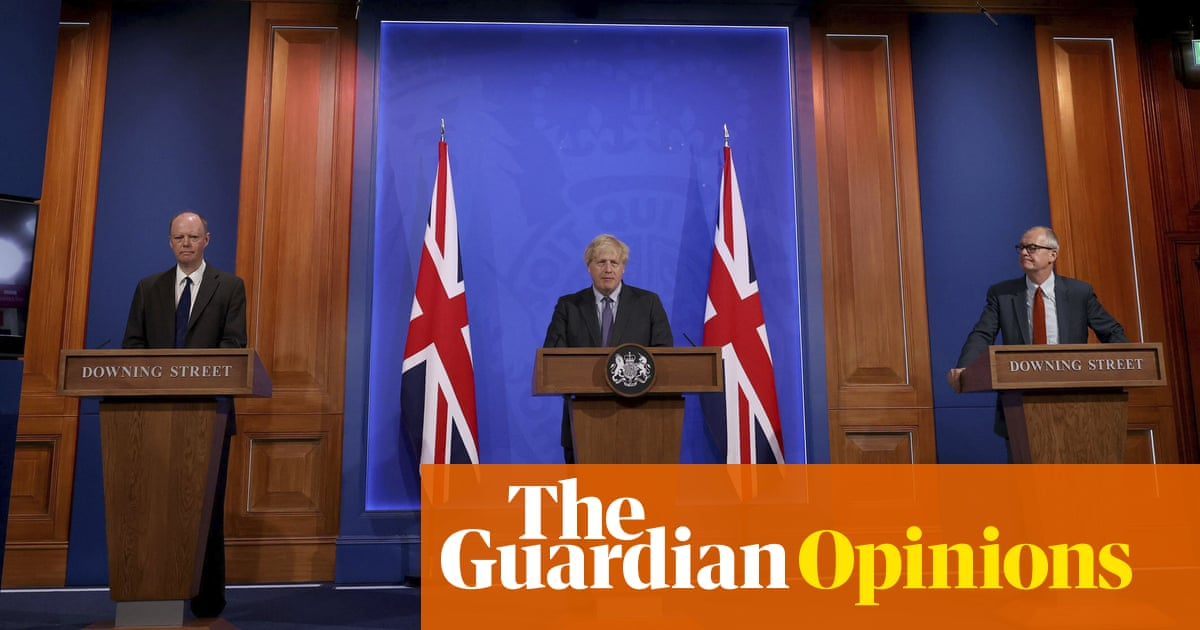 The Guardian view on delaying lockdown easing: sadly unavoidable