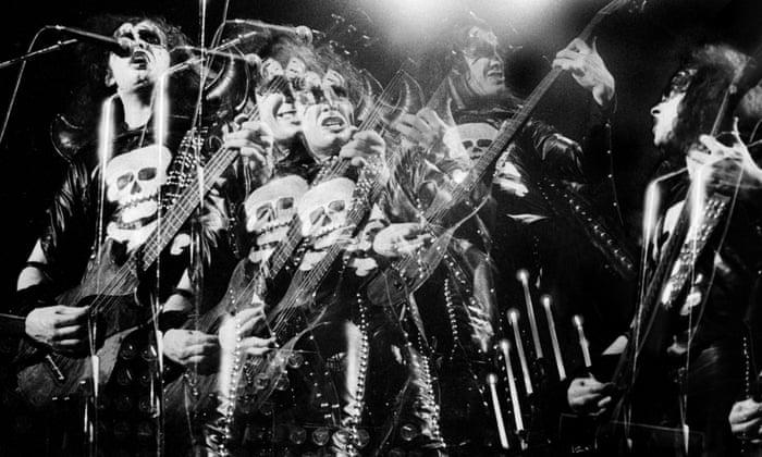 Kiss band nude #7