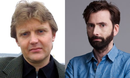Alexander Litvinenko and David Tennant