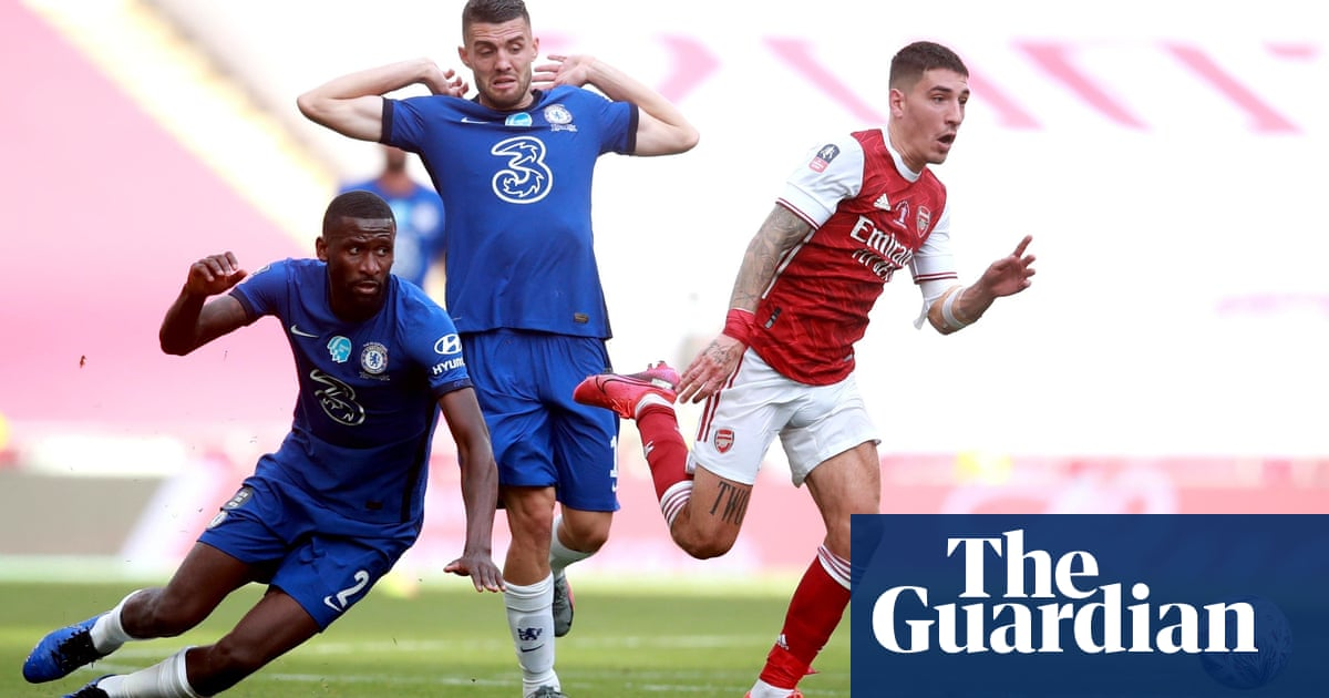 Frank Lampard must resolve Chelseas defensive issues to progress | Jonathan Wilson