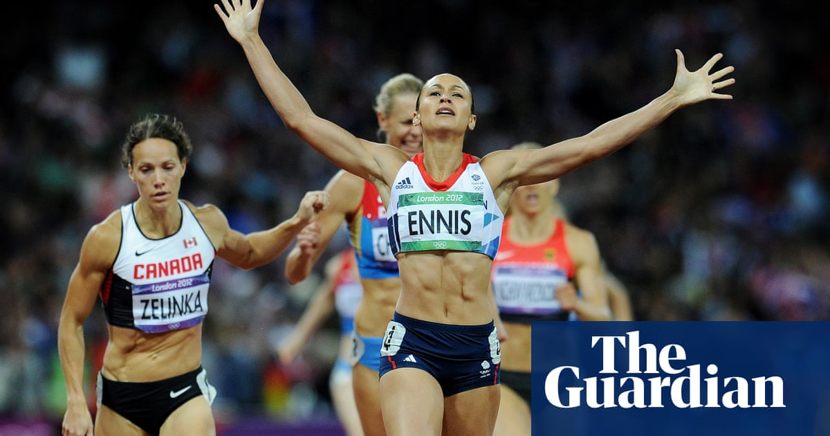 Tom Jenkins favourite sporting moments of the past decade – buy a Guardian photograph