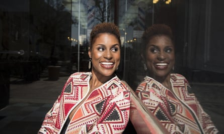 'Aaargh! I just want to get it out there' … Issa Rae.