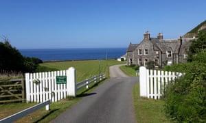 Knockinaam Lodge, Portpatrick, Scotland