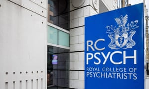 The Royal College of Psychiatrists in London