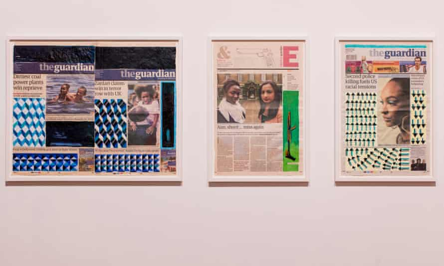 Negative Positives: The Guardian Archive, 2007-2015 by Lubaina Himid
