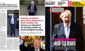 Europe's press could not quite believe it.