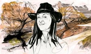 Frances Hardinge … 'It's a life full of strange contrasts'