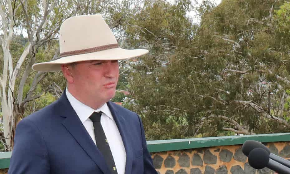 Barnaby Joyce ordered a government agency move to his electorate, where it has spent $14,700 on accommodation in a hotel owned by the man who is giving him a rent-free apartment.