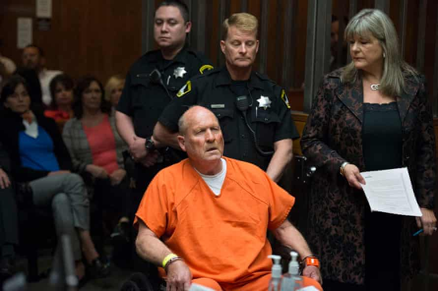 Joseph James DeAngelo has been charged with murder and other crimes in relation to the Golden State Killer case