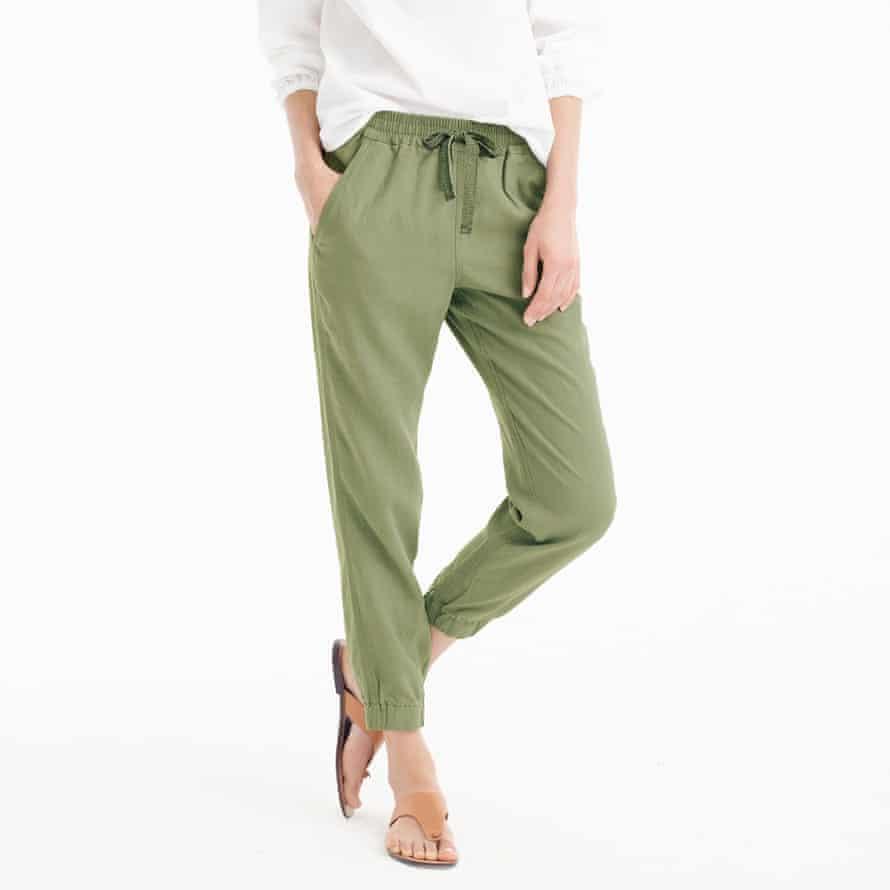Seaside trousers, £83 by J Crew