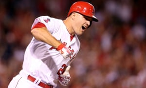 Mike Trout could benefit from an expanded playoff system