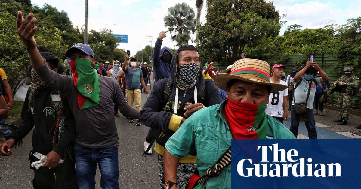 Cali is the cockpit of chaos as Colombia protests threaten to spiral out of control