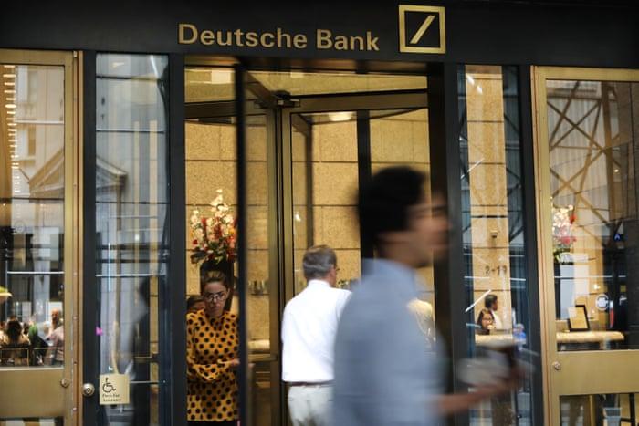 Deutsche Bank staff sent home as 18,000 job cuts begin - as it